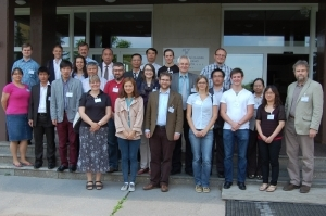 Setkání konsorcia grantu 4G-Photocat