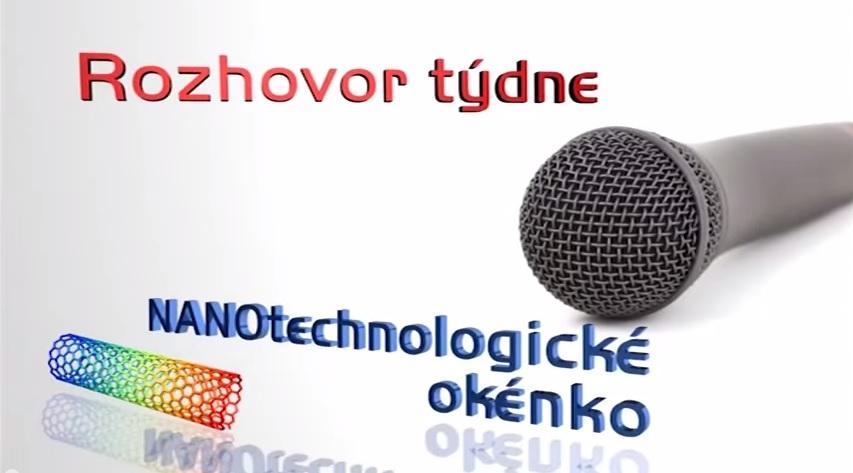 """Interview with Jan Procházka about Nanotechnology on the LTV-Plus Program: """"Window on Nanotechnology"""""""