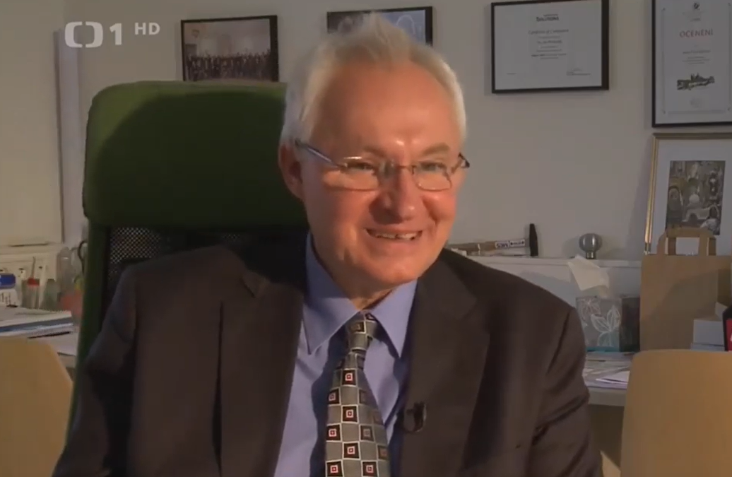 A Patient Jan Prochazka speaks about how his early experiments led to his current technologies